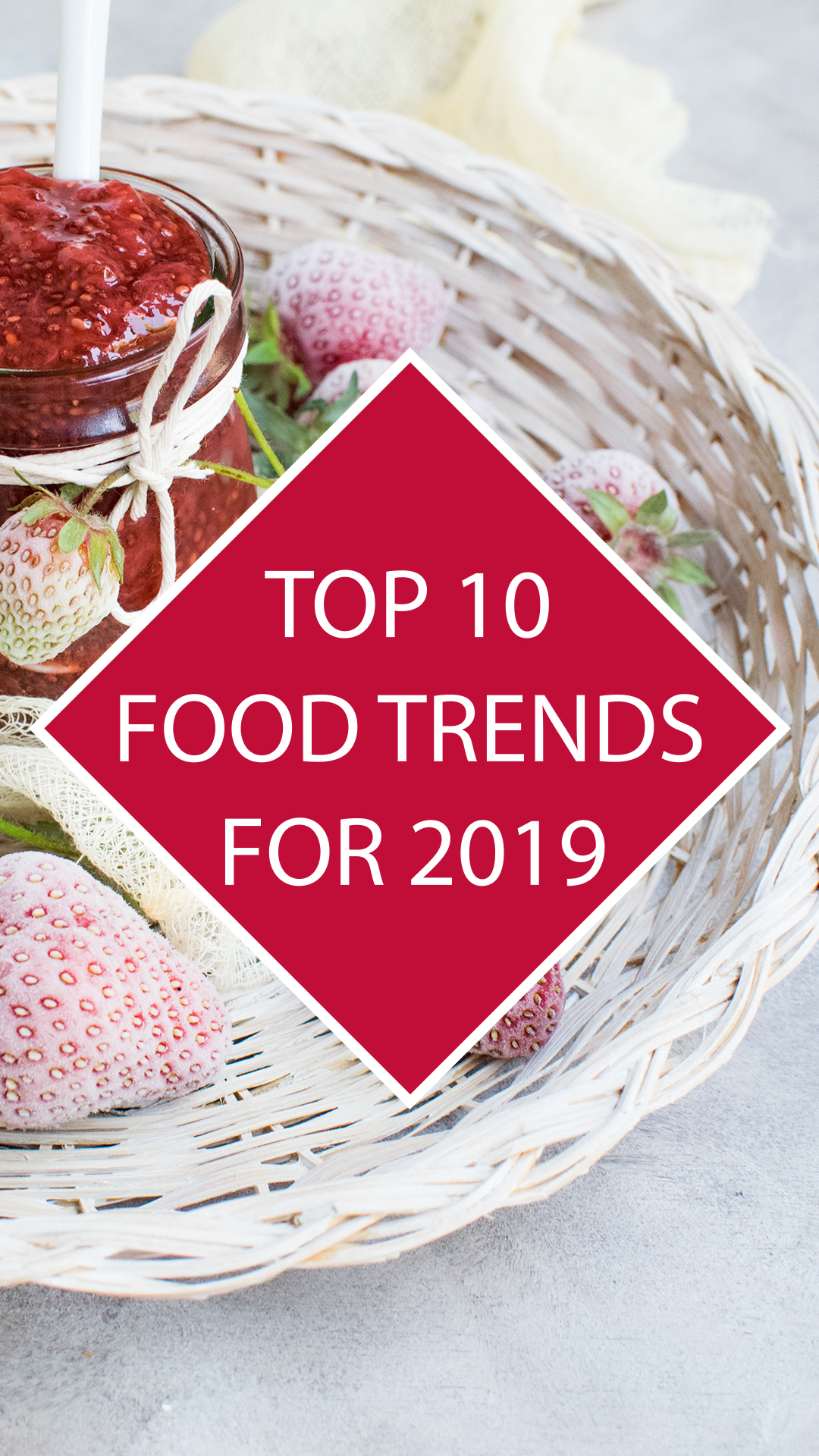10 Biggest Food Trends named by PINTEREST