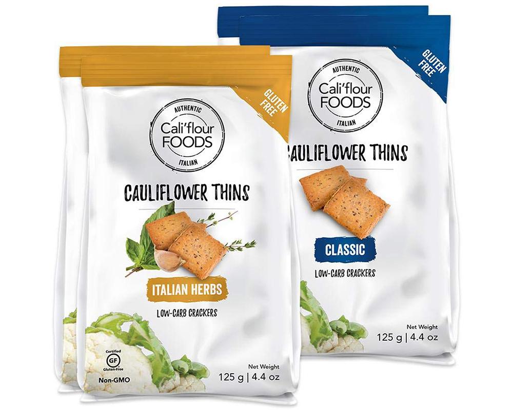 Buy Cauliflower thins by Cali Flour online.
