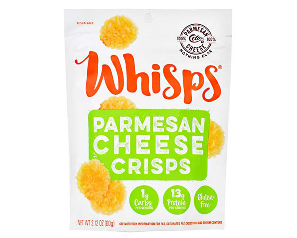 Buy parmesan cheese whisps by Cello online