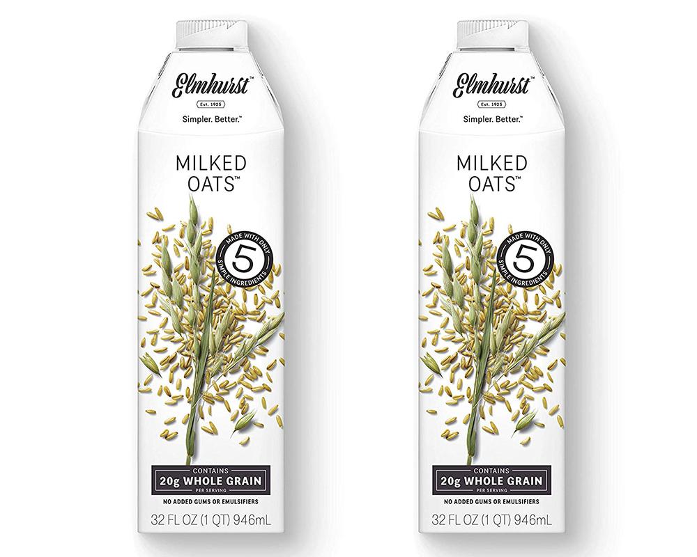 Buy Elmhurst Oat Milk Online.