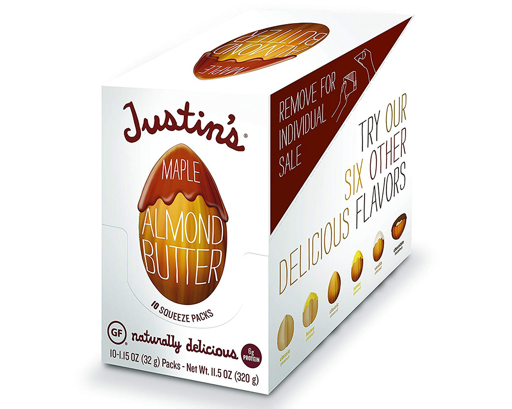Buy Justin's almond butter squeeze packs online