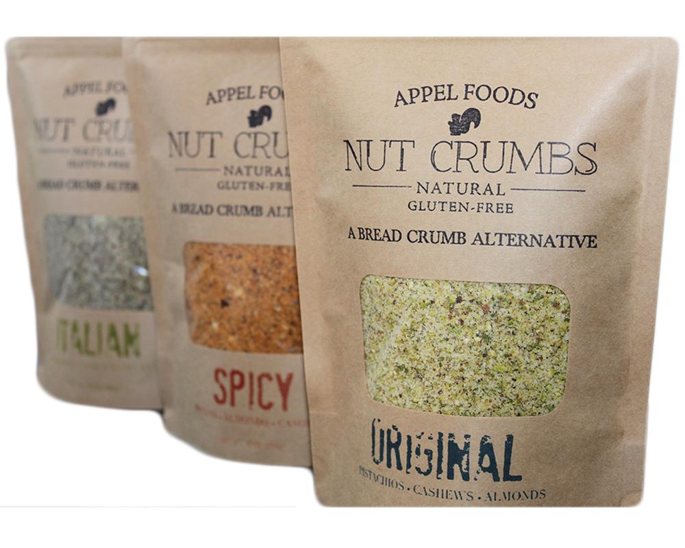Buy nut crumbs online.