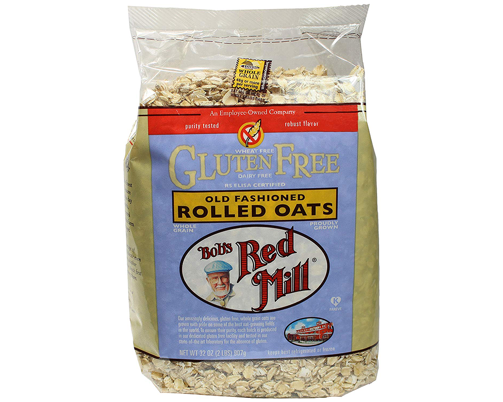 Shop Bobs Red Mill Rolled Oats online.