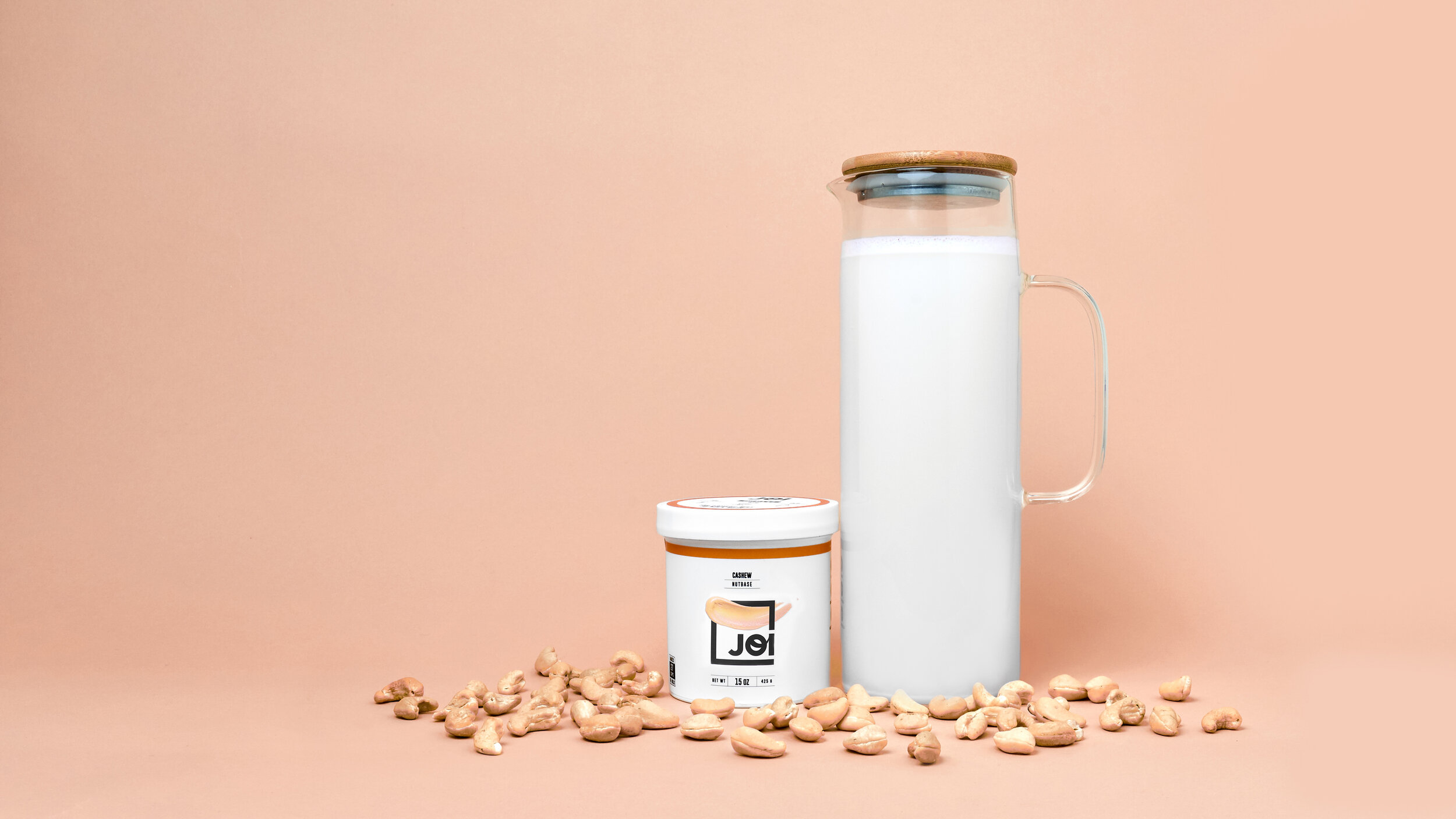JOI makes the best nutmilk. Easily make your own high quality nut milk with JOI!