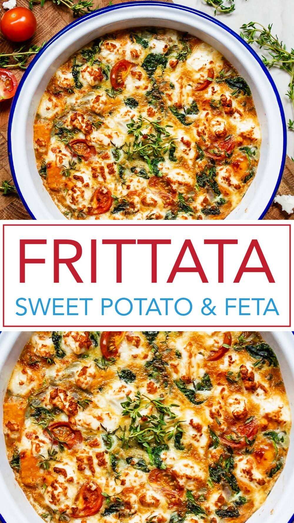 Best Frittata Recipe With Feta And Potatoes The Online Farmers Market