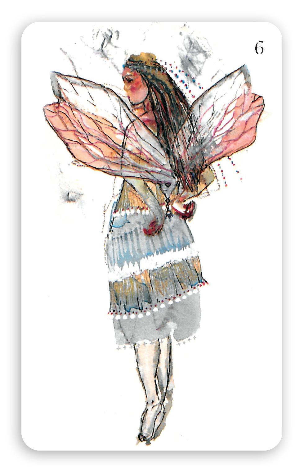 """Blue Fairy"" - Mindfulness"