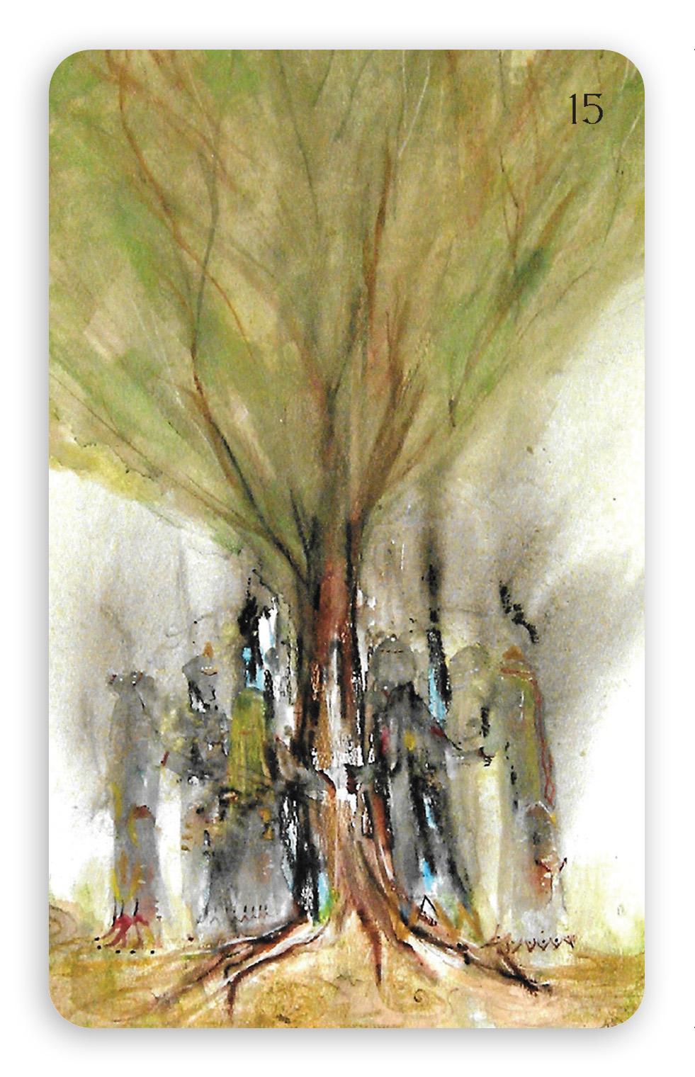 """Tree Dancers"" - Community"
