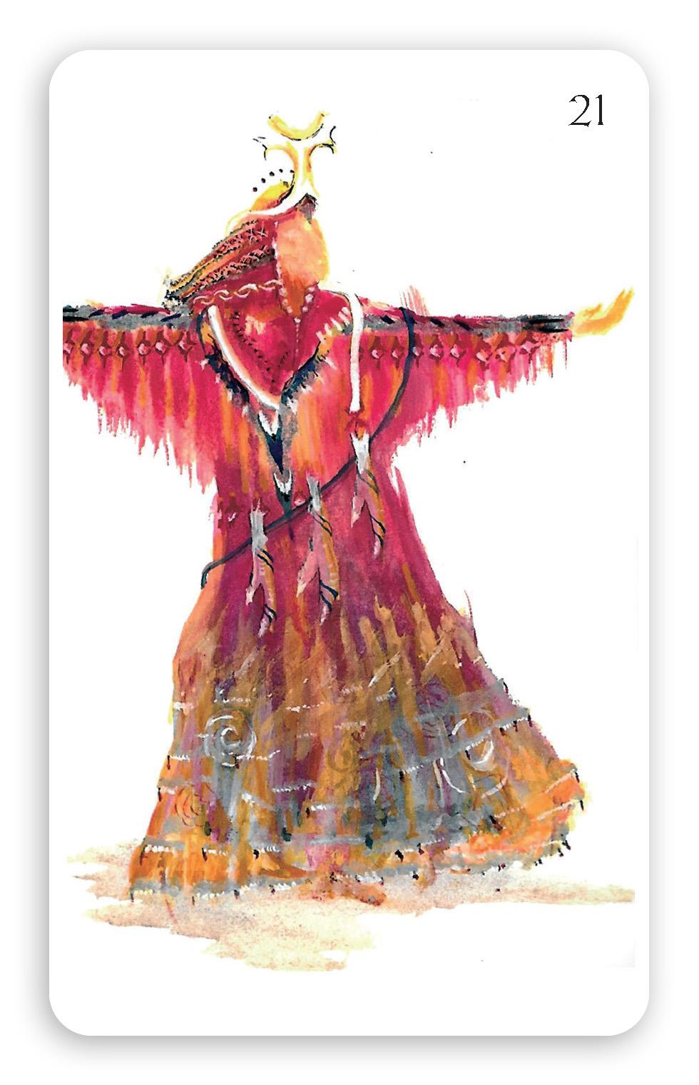 """""""Strebs Dancer"""" - Old Medicine"""