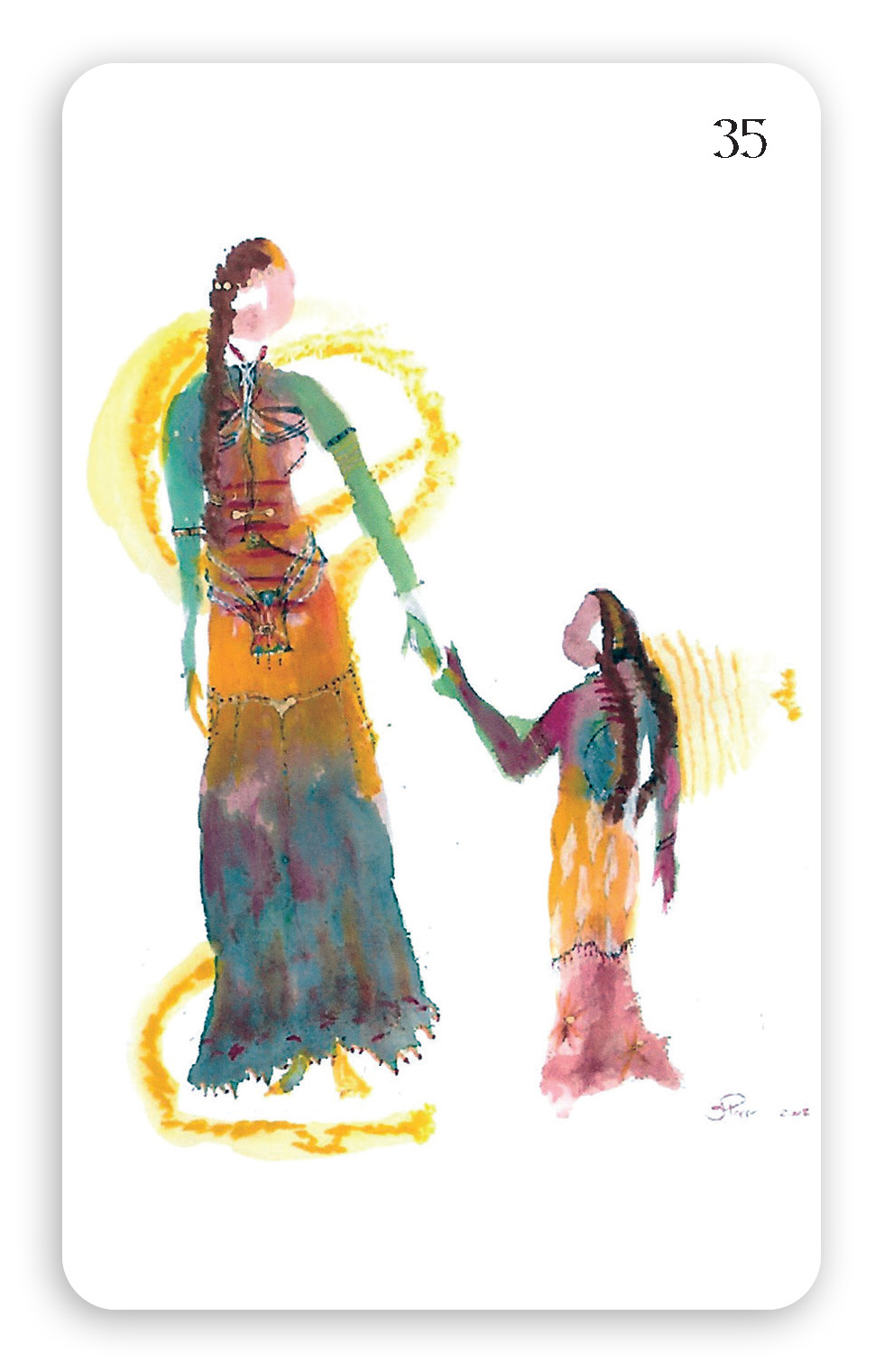 """""""Mother and Daughter"""" – Let Go"""