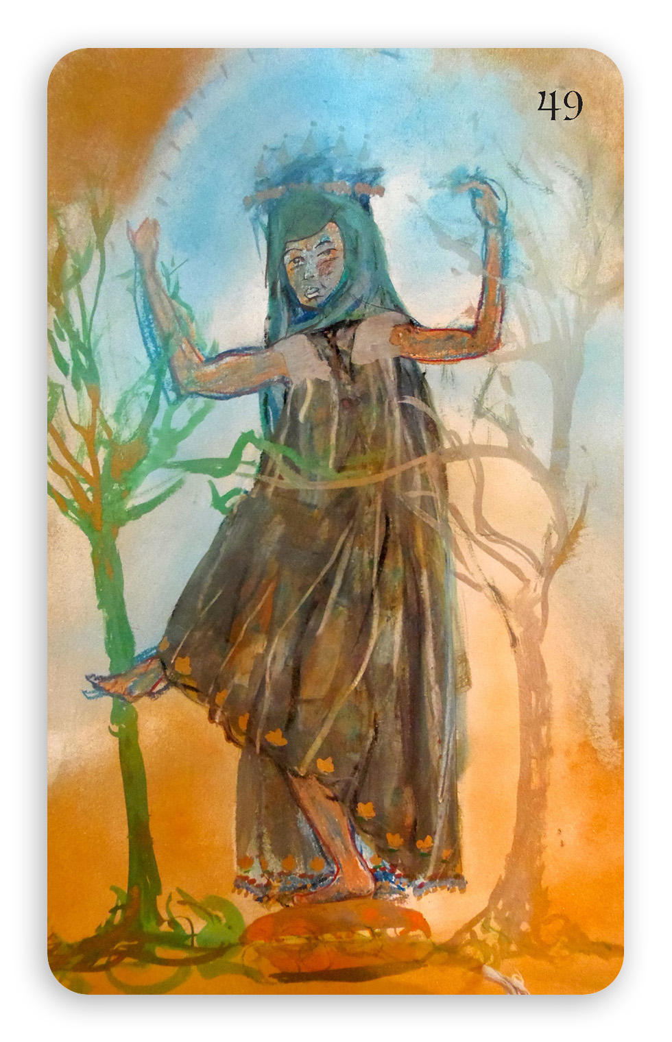"""Matron Shiva"" – Growth"