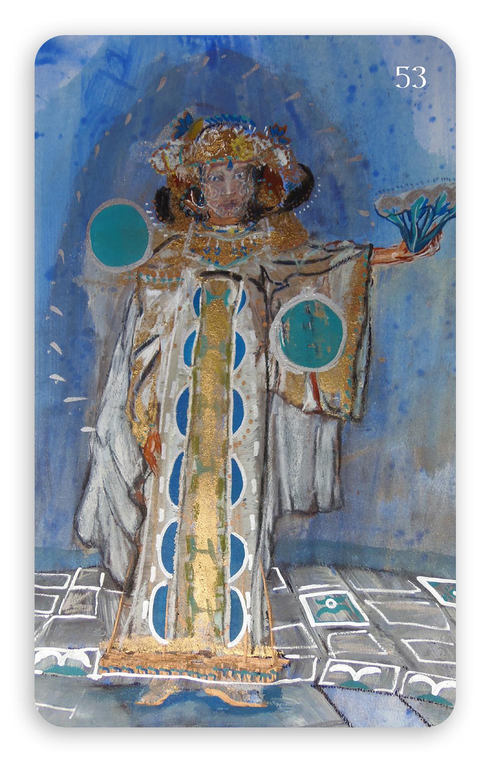 """Pachumama"" – Celestial Movements"