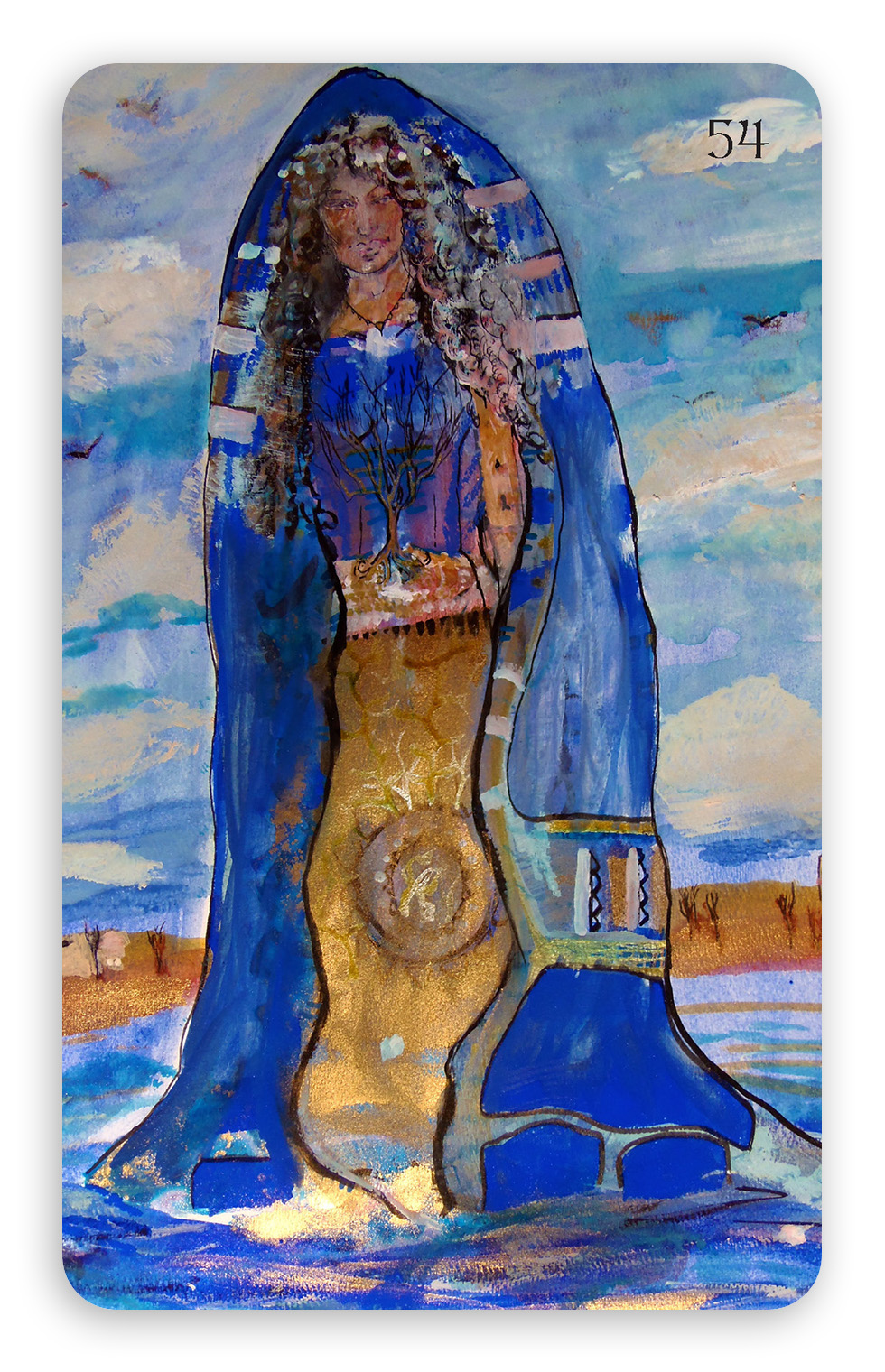 """""""Water Goddess"""" – Seeing Emotions Clearly"""