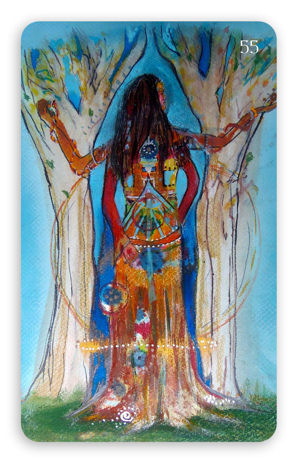"""""""Tree Goddess"""" – Grounded"""