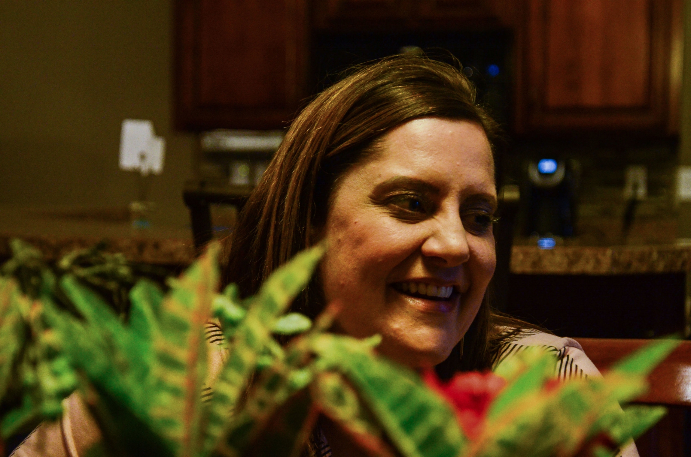 Kimberly Atnip Quirouet talks about her experience losing her son, Garrett Atnip about 12 years ago in her house in Jefferson City, Missouri, on Wednesday, April 5, 2017. Garrett passed away because of Sudden Infant Death Syndrome when he was two months old.