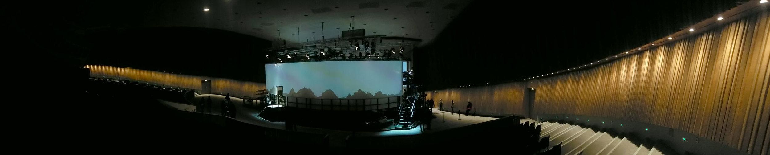 Weltzustand Davos at the Haus der Kulturen der Welt Congress Hall, Berlin
