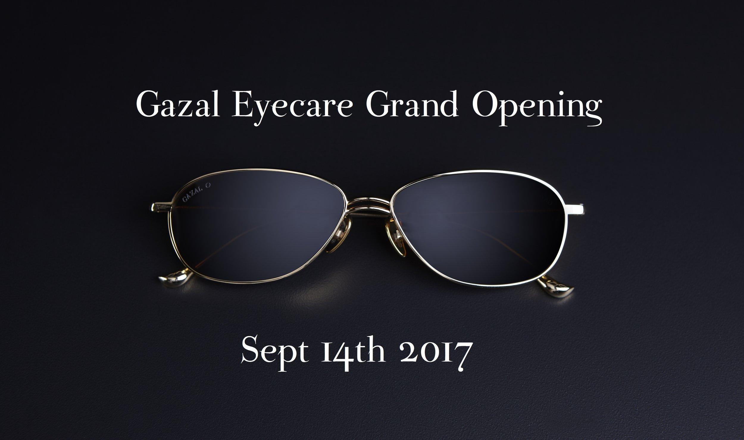 grandopening_gazal_eyecare