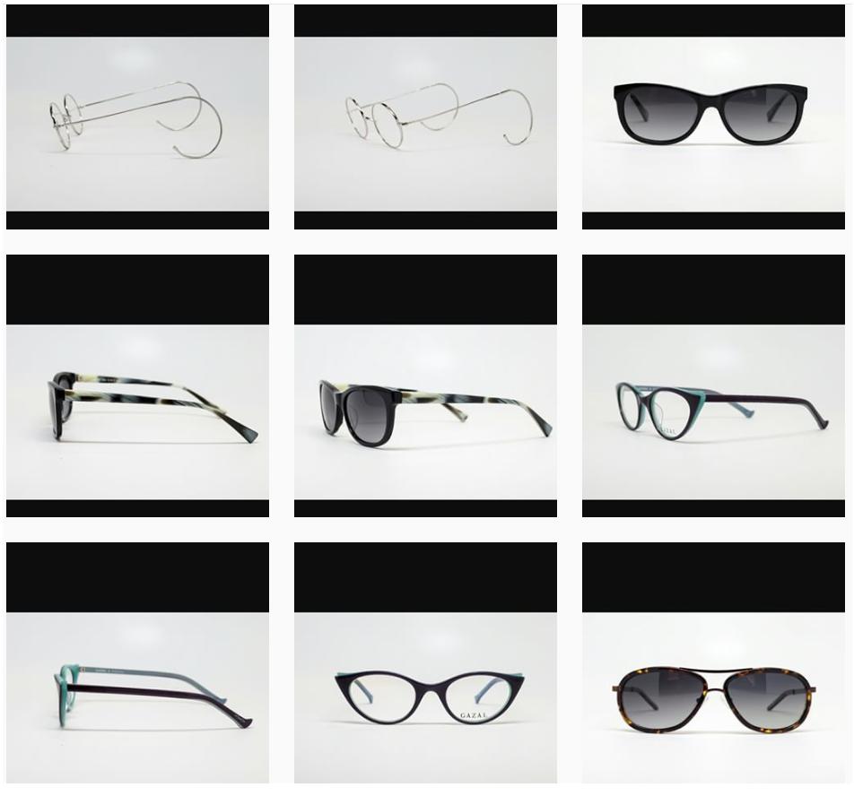 Unique Eyewear Designs -