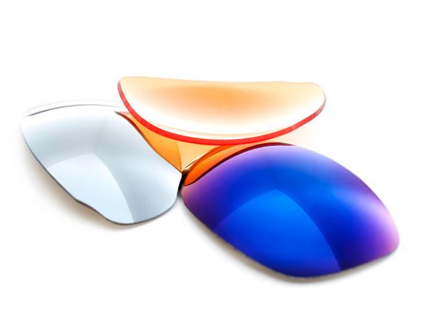 Glasses of sunglasses