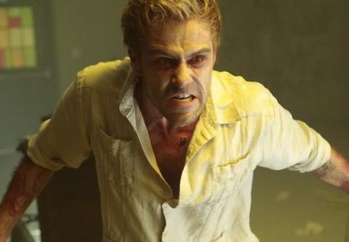 Matt Ryan Lenses in Constantine