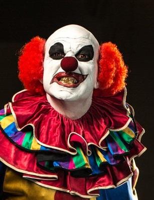 """Goosebumps """"Murder the Clown"""""""