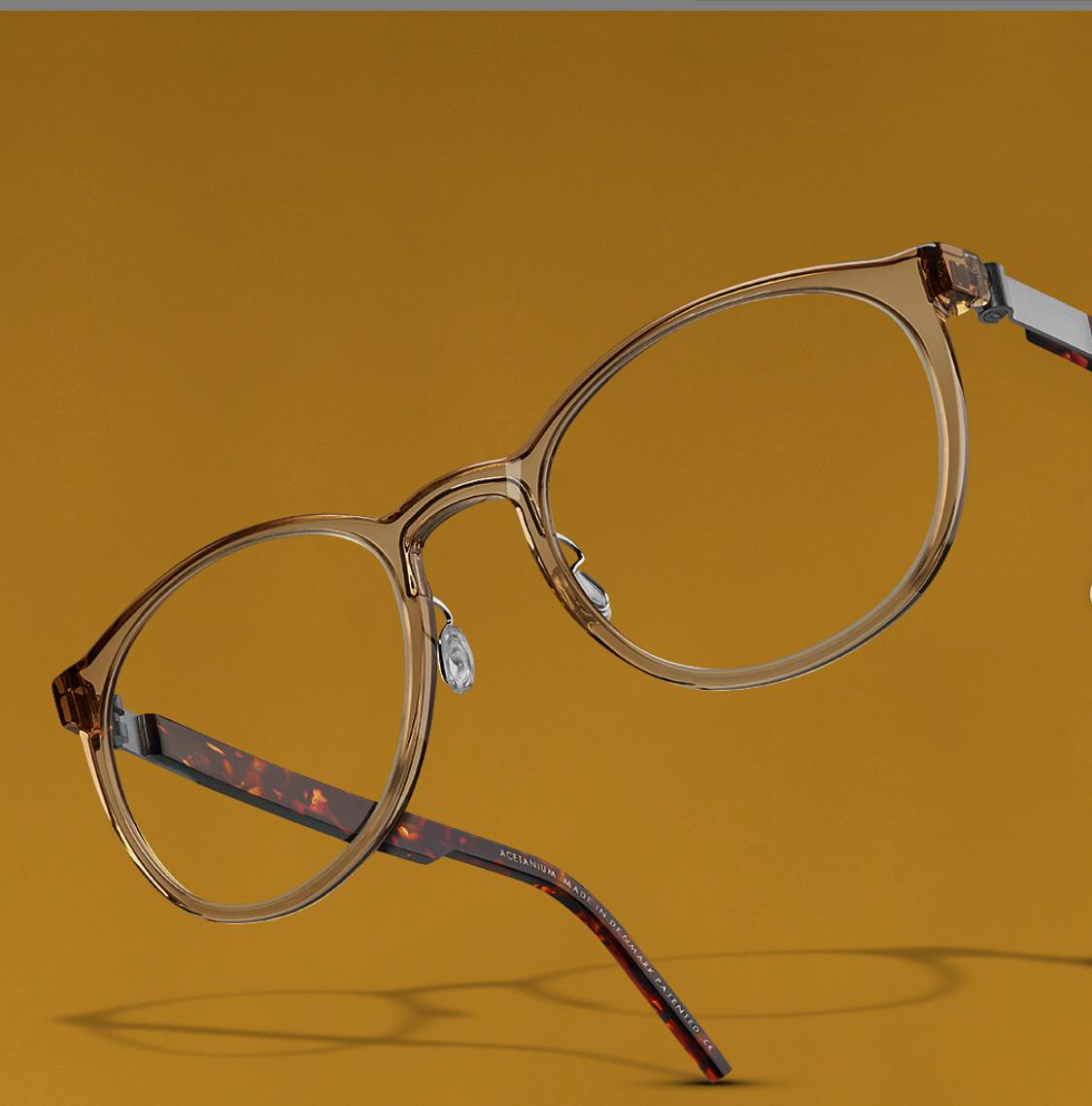 Lindberg Acetainium Glasses