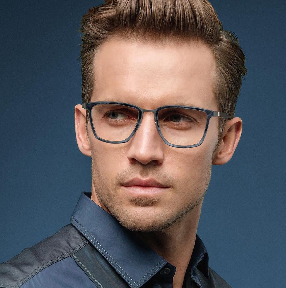 Lindberg Men's Eyeglasses