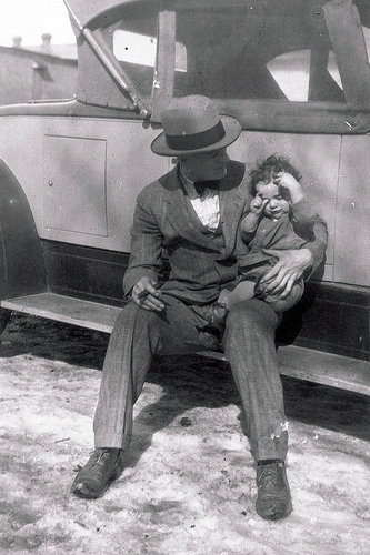 Showboat_Fisher__George_Sr.__with_George_Jr._You_can_see_how_Showboat_earned_his_nick_name_for_being.jpg