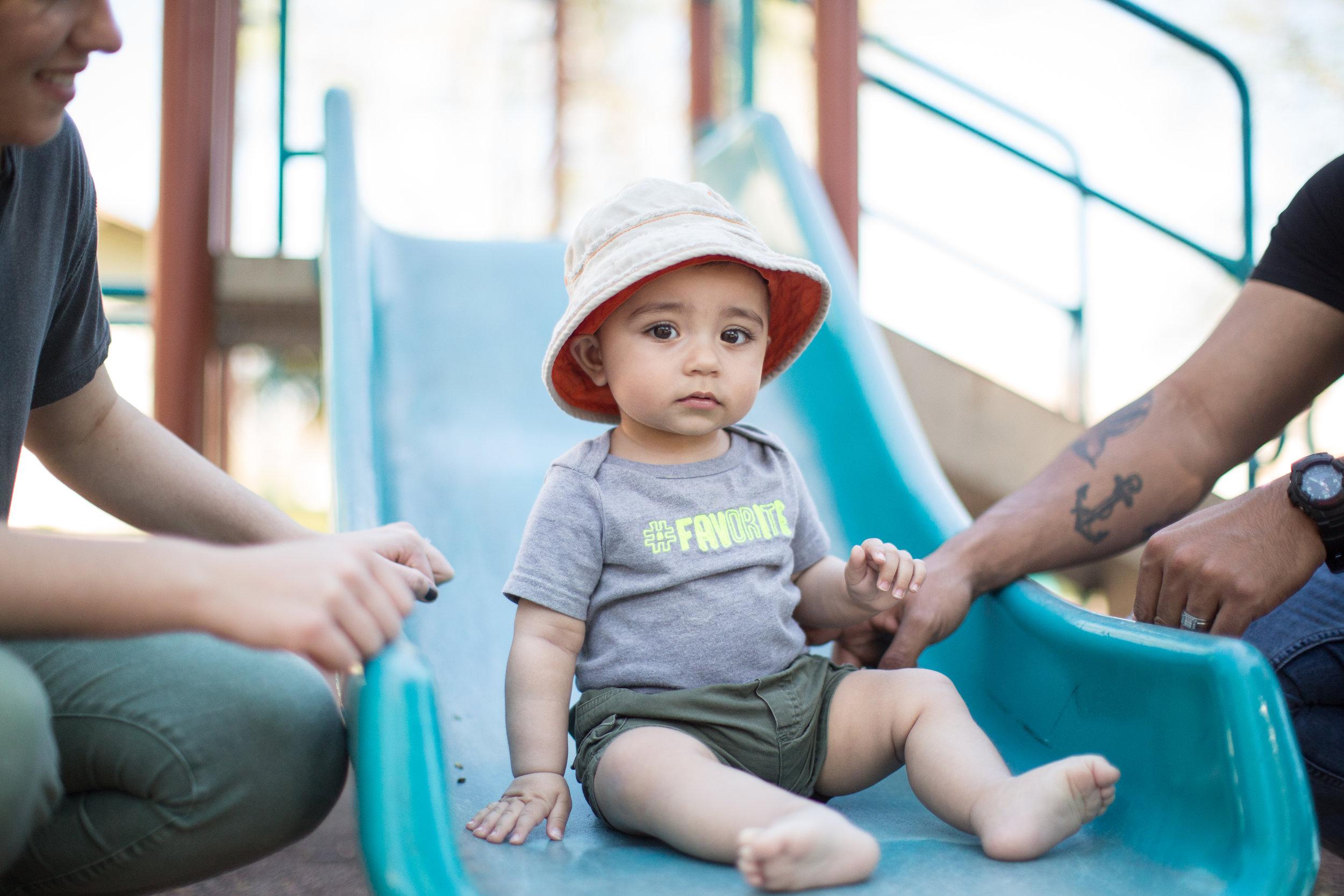 Litzinger Family Lifestyle - San Luis Obispo CA, March 11th 2017