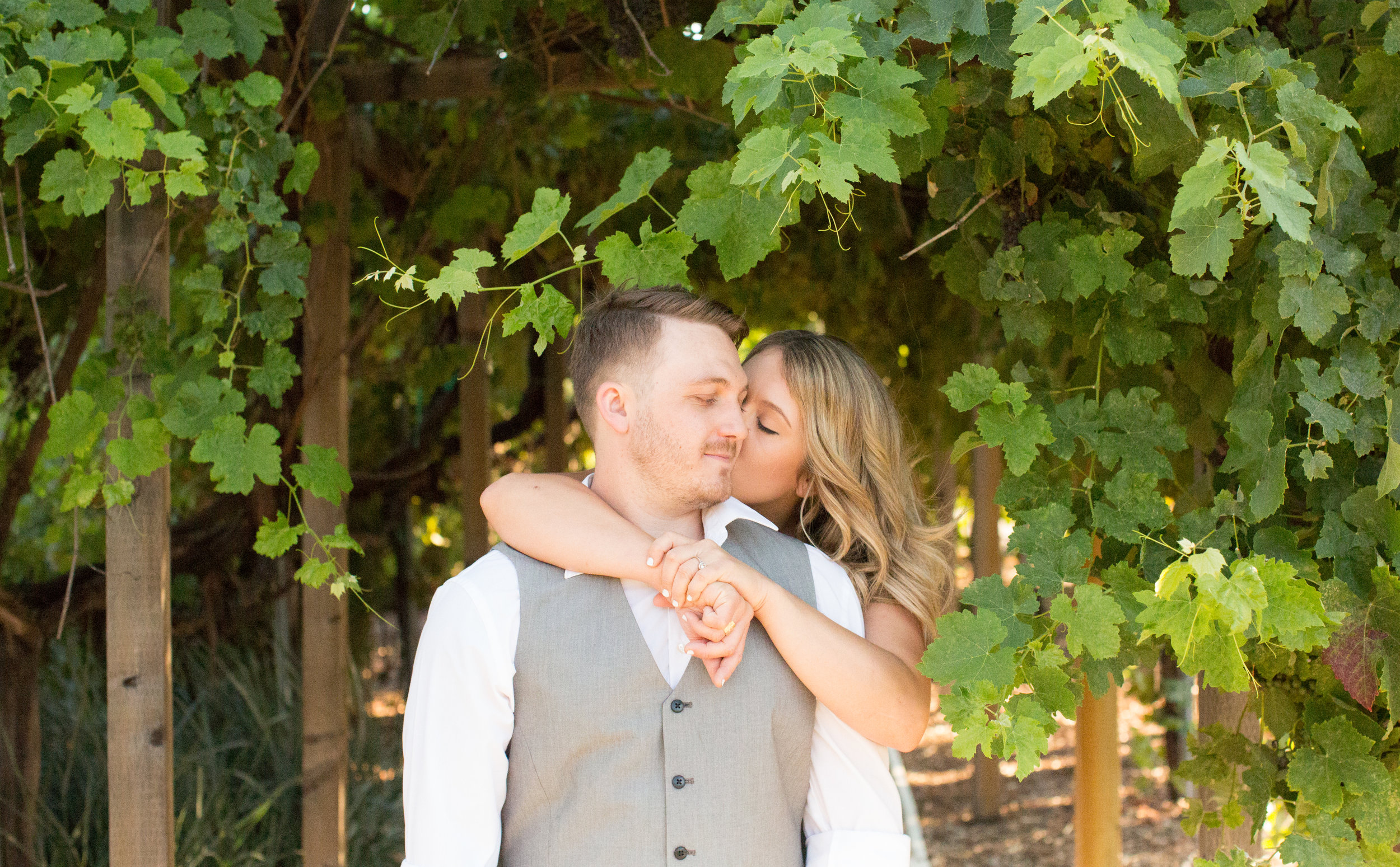 Jordan &Melissa Engagements - Higuera Ranch San Luis Obispo CA, August 8th, 2017