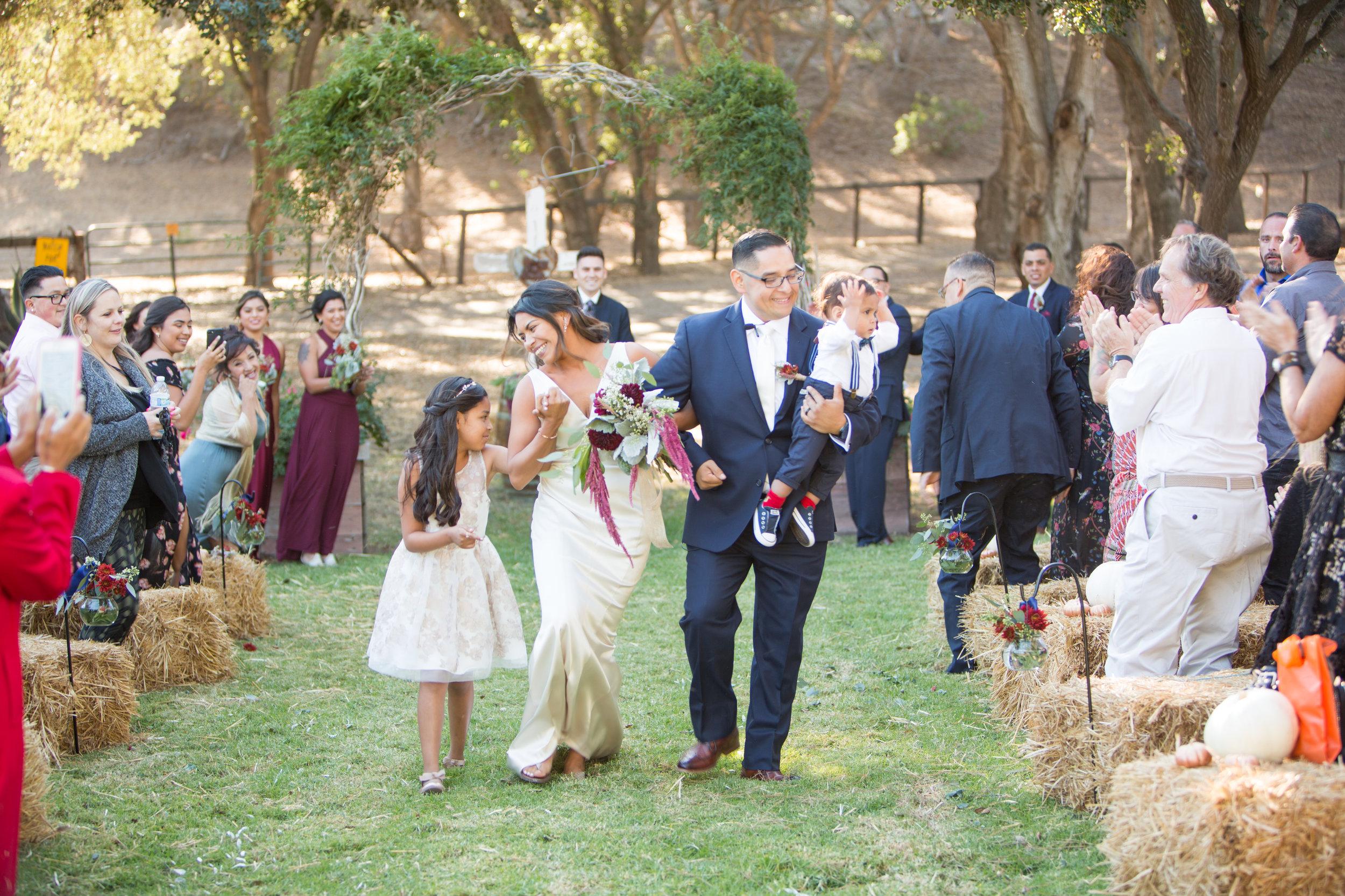 Danny & Vanessa's Wedding - Arroyo Grande CA,October 21st, 2017