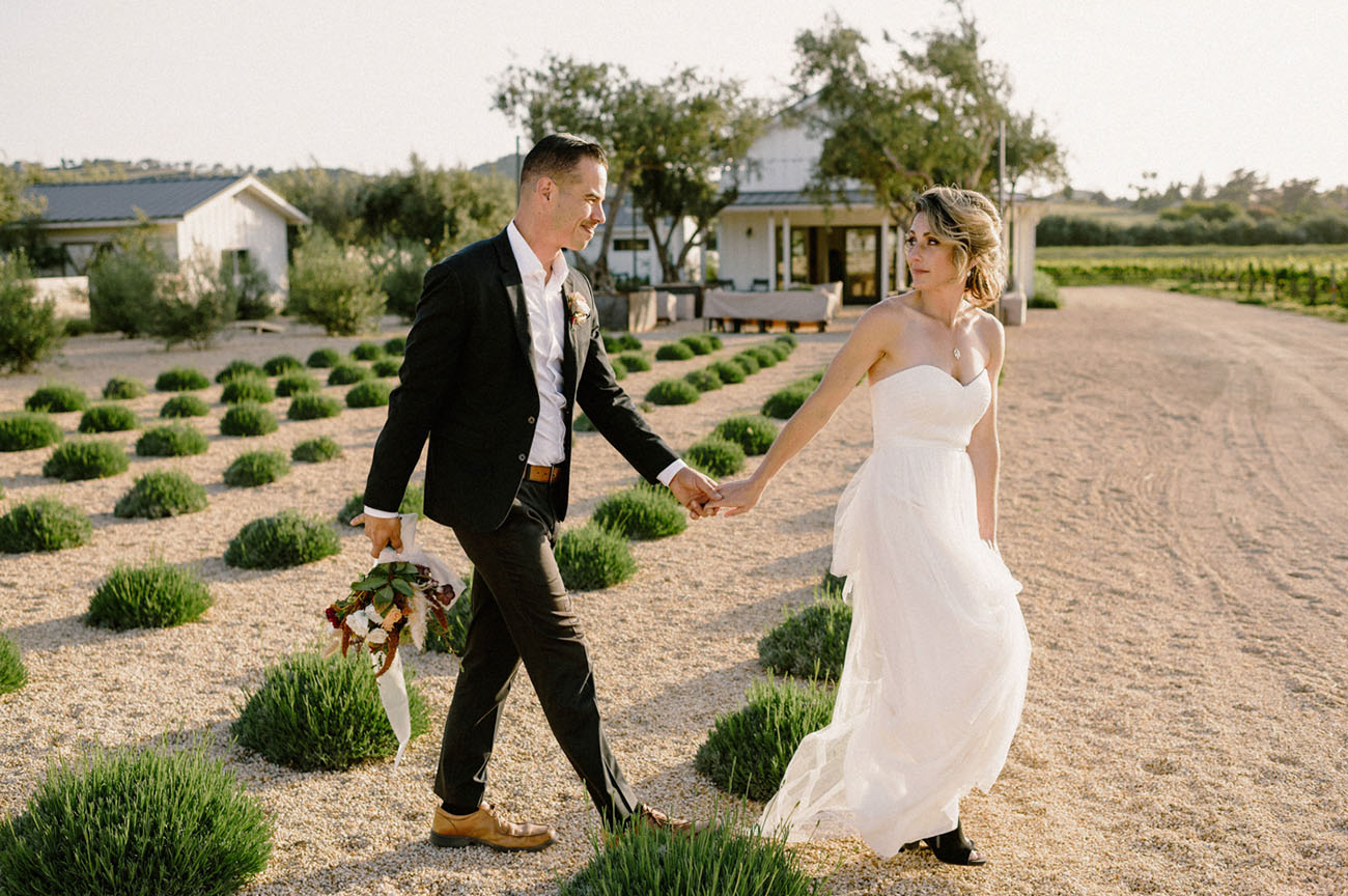 - Featured Intimate Edna Valley CA (Styled Wedding)