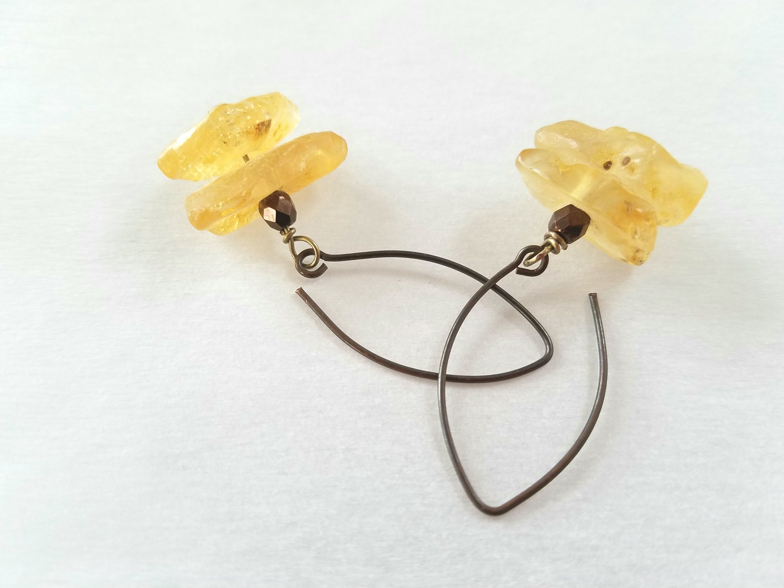 stone raw amber earrings.jpg