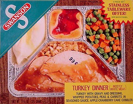 Daniel's dinner