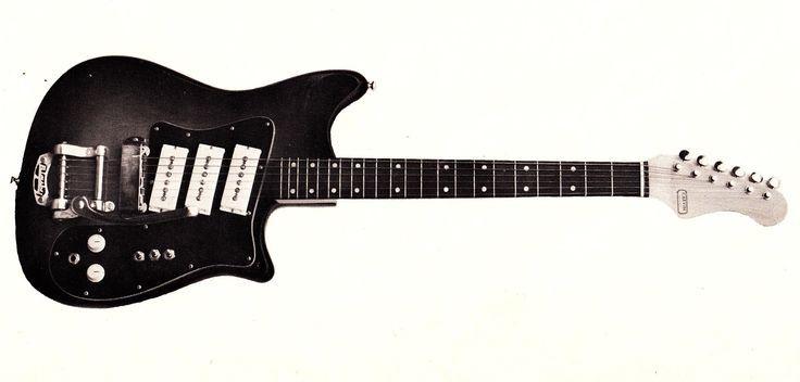 Simon's guitar