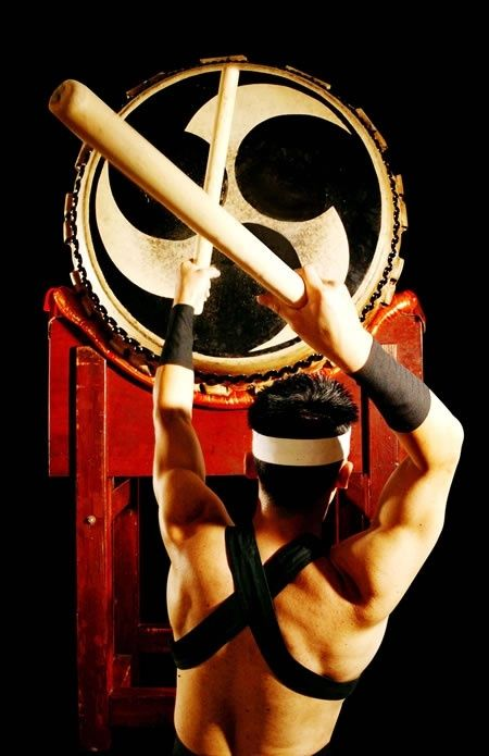 Asiatica drummers