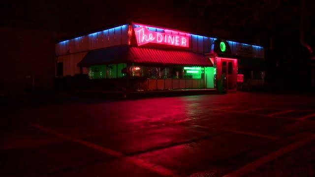 The Diner: Parker gets a job