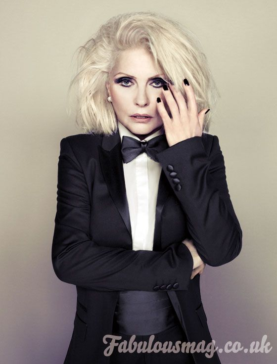 Deborah Harry as the Chairman