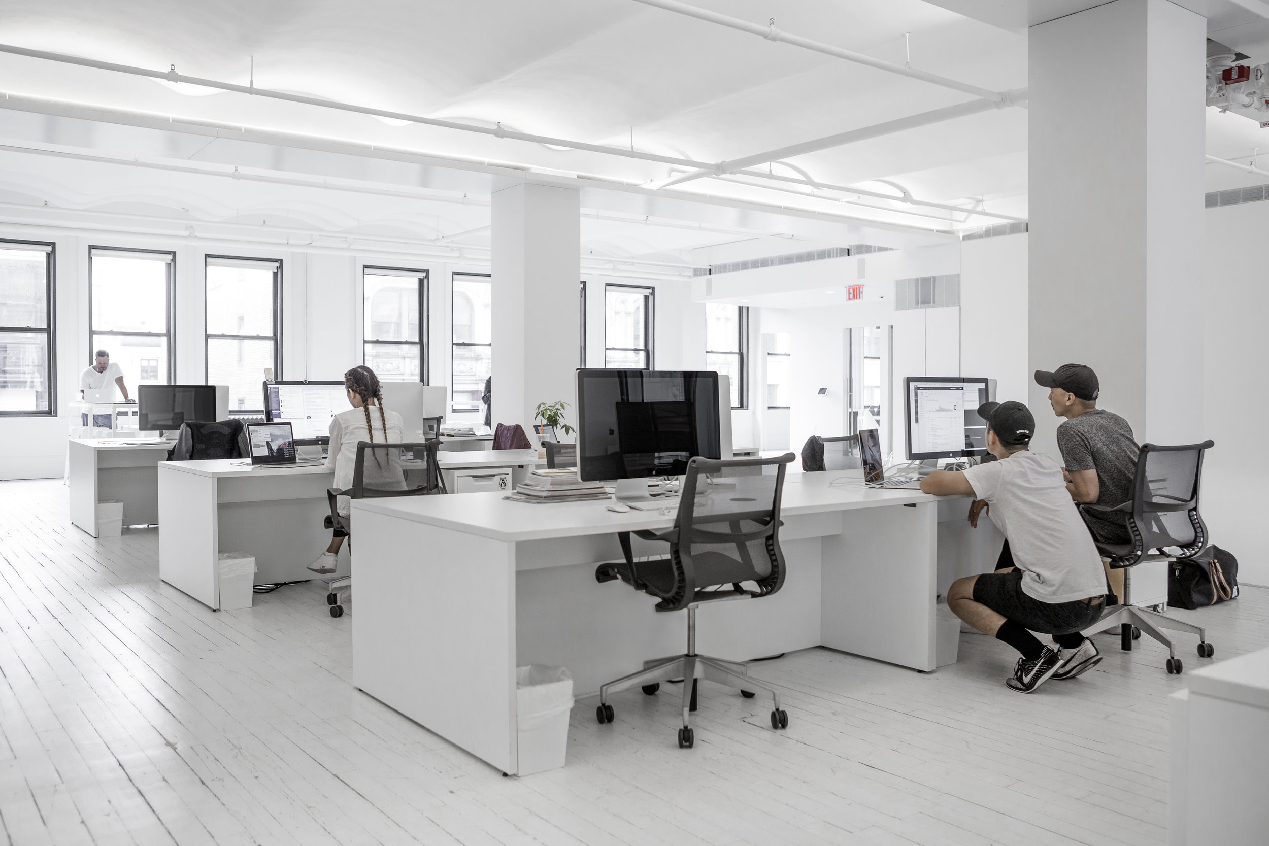 VSCO OFFICES - NEW YORK CITY
