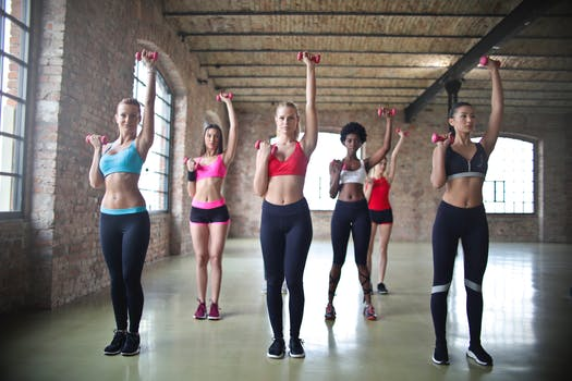 Using your body - In whatever way makes you groove