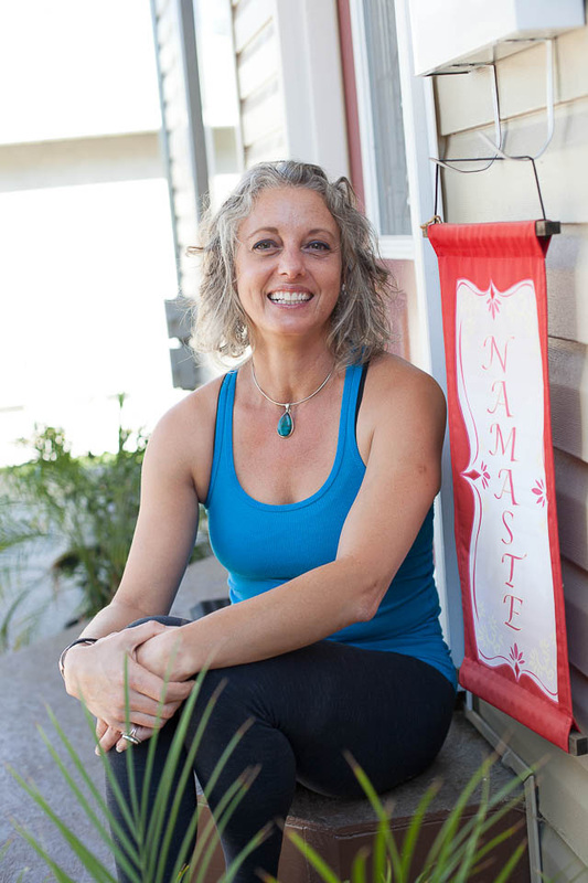 Tanya Garland Certified Yoga Instructor
