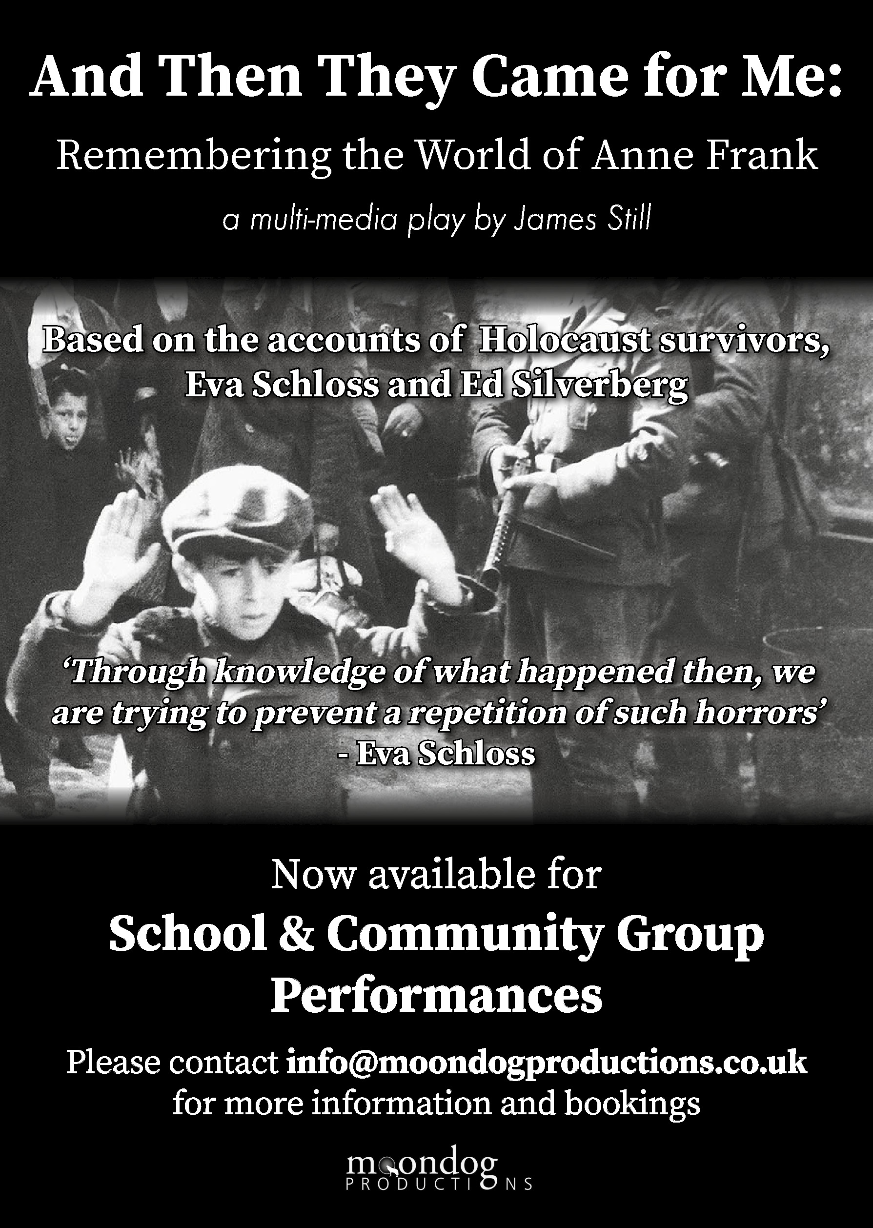 And then they came for me Poster FOR SCHOOLS (NEW JULY 2018).jpg