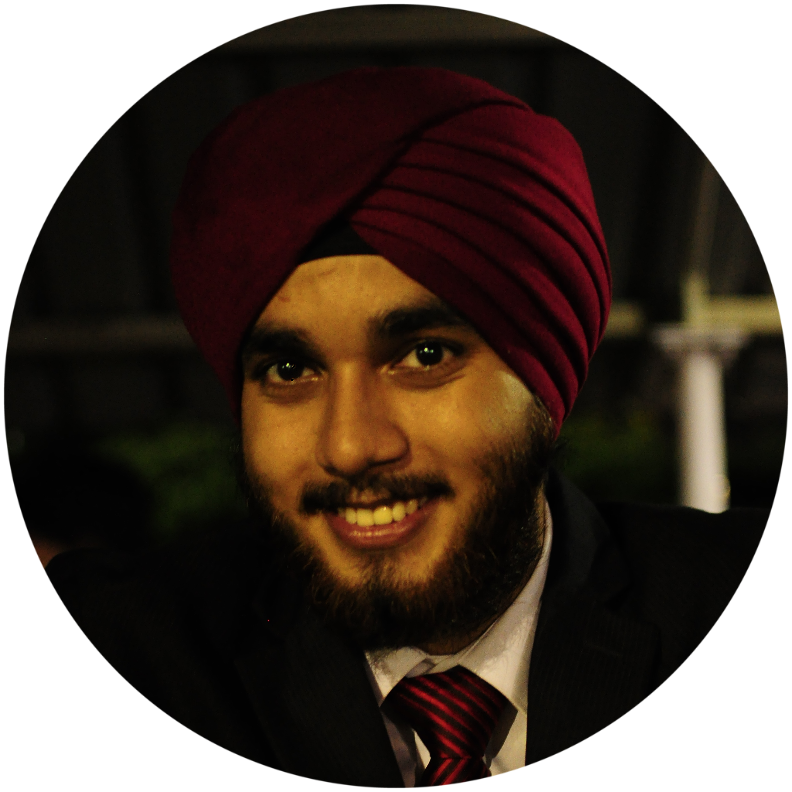Praneet Arshi Singh, pictured above, is a 2016 SISE alumni.