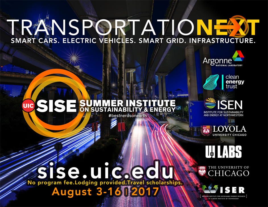 Transportatio Next  is the theme of SISE 7.0