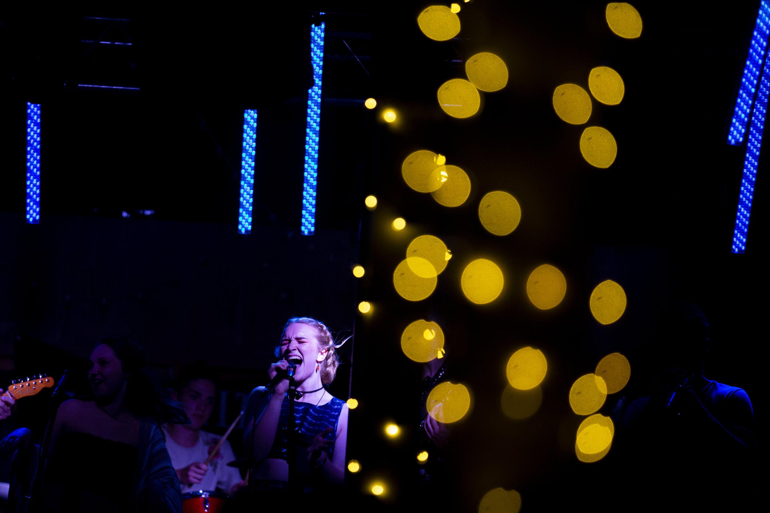 Far & Wide performing at Hullabaloo Music Fesitival. Omaha, NE.