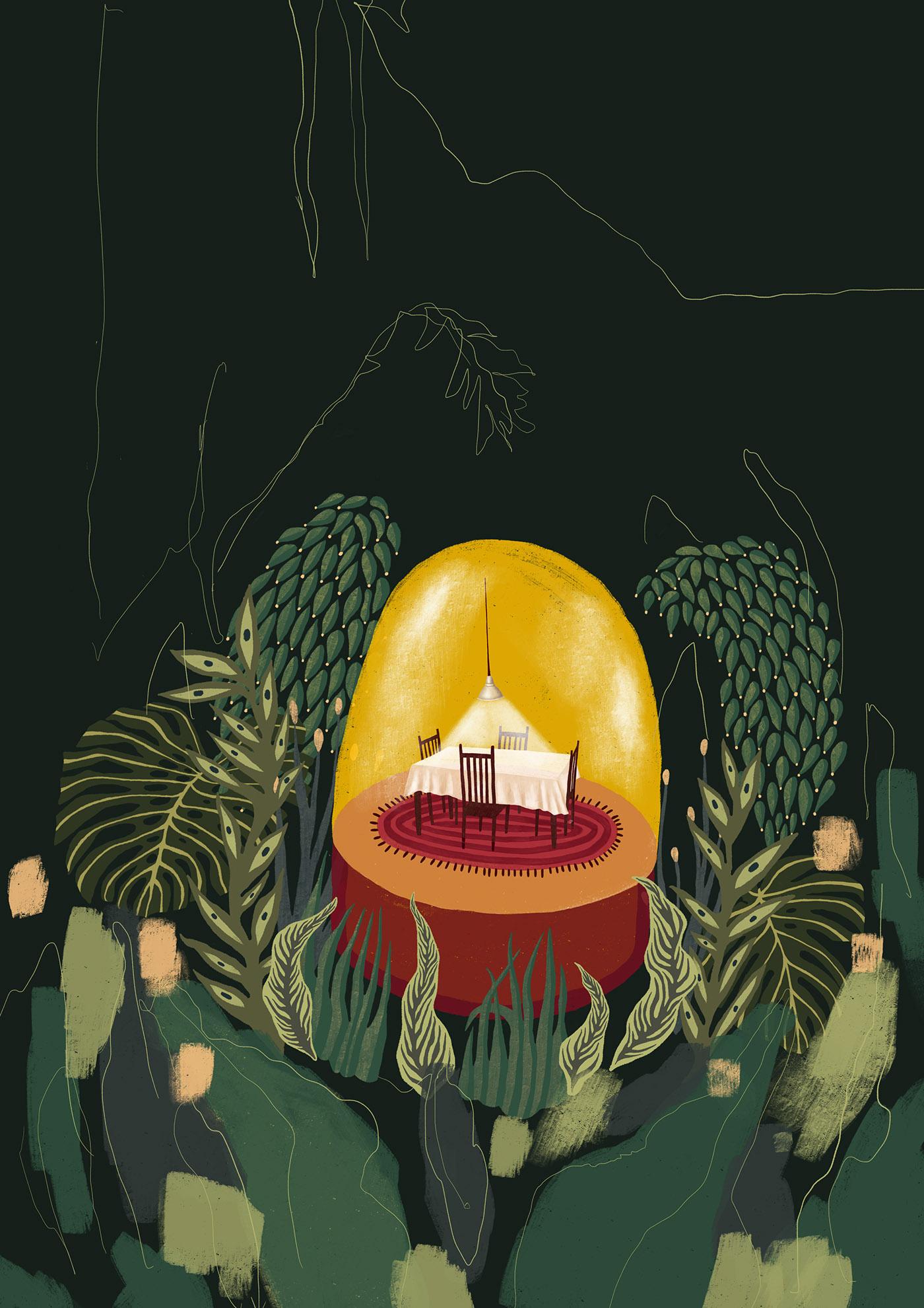 Illustration by  Madeleine Welsch