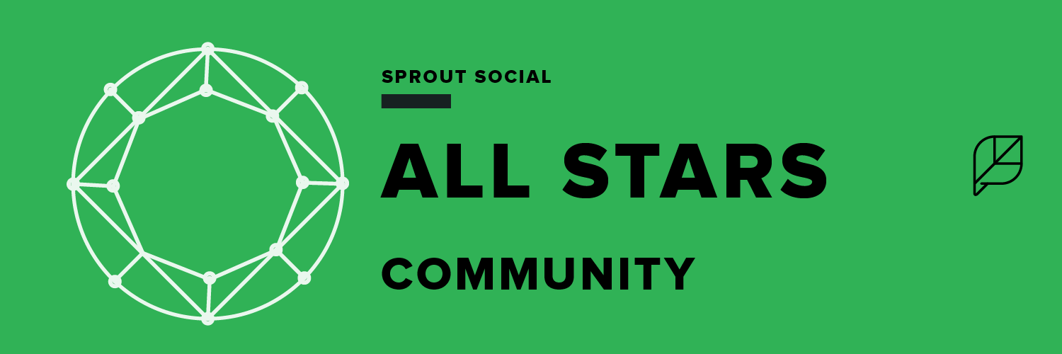 Sprout Social All Stars