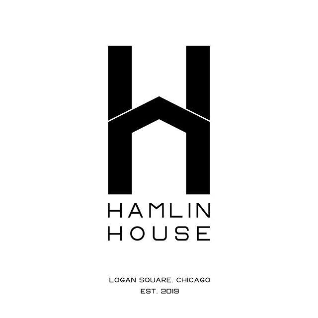 Another awesome logo by @abbiethejudge for @hamlinhousechicago 🙌🏼