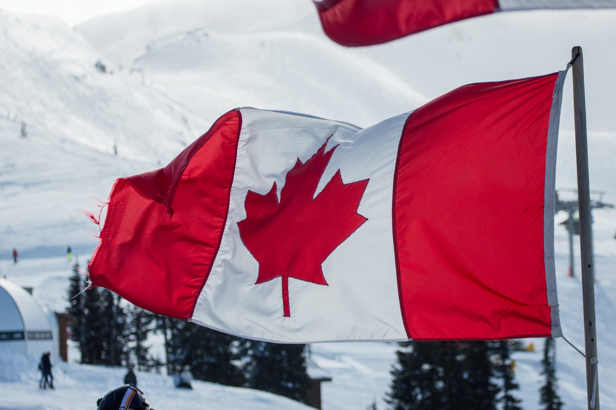 Whistler is in British Columbia, Canada