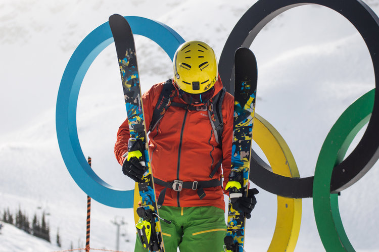 2010 Winter Game Olympic Rings