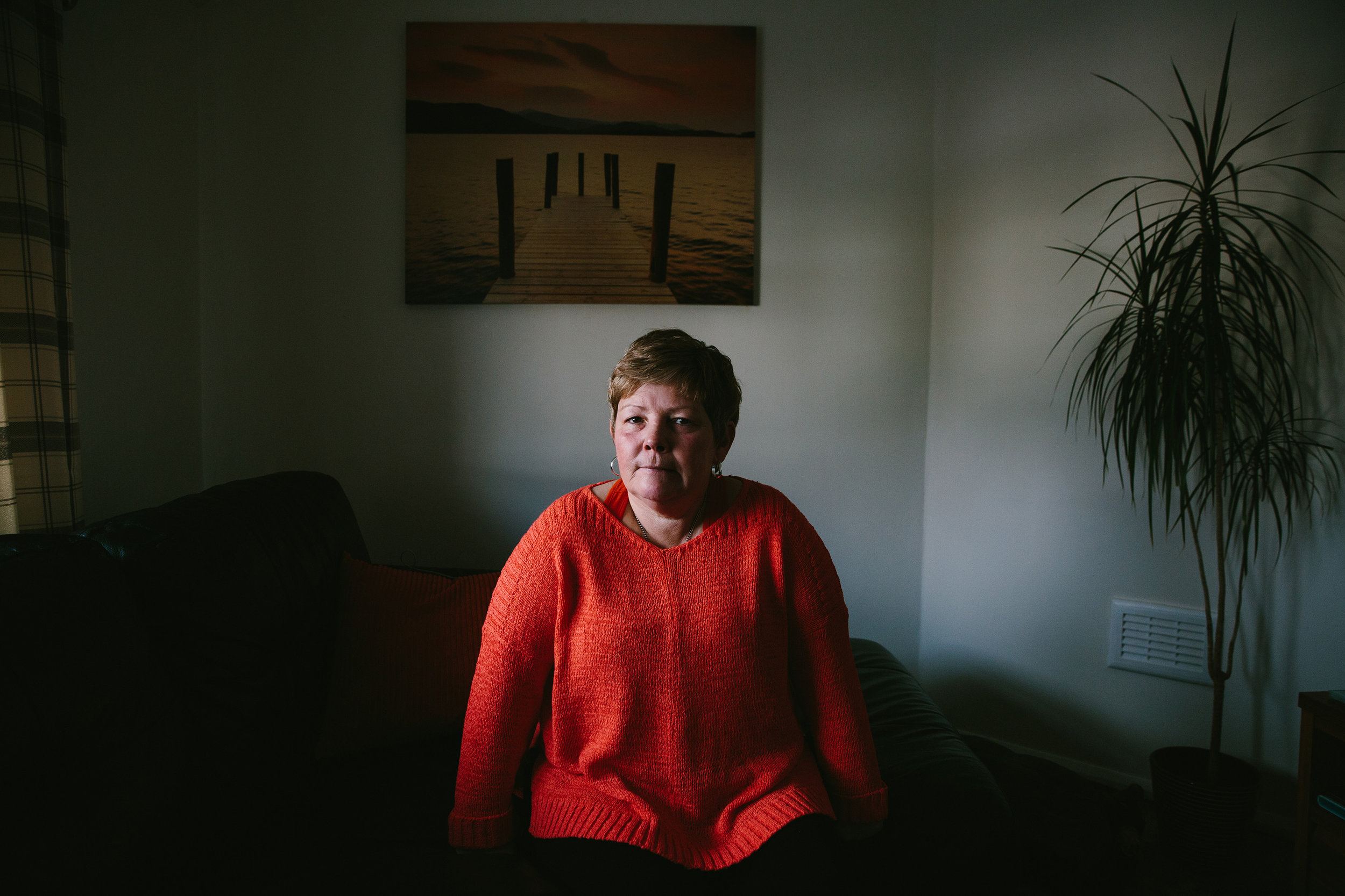 Gill Hedley, from Newcastle, had mesh fitted in a procedure called a rectopexy following a bowel prolapse. She says the side-effects she suffered as a result have left her unable to work. She was forced to give up her house